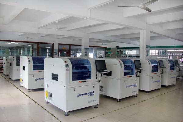 影响锡膏印刷机印刷质量的因素