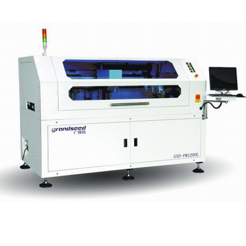 LED灯条锡膏印刷机