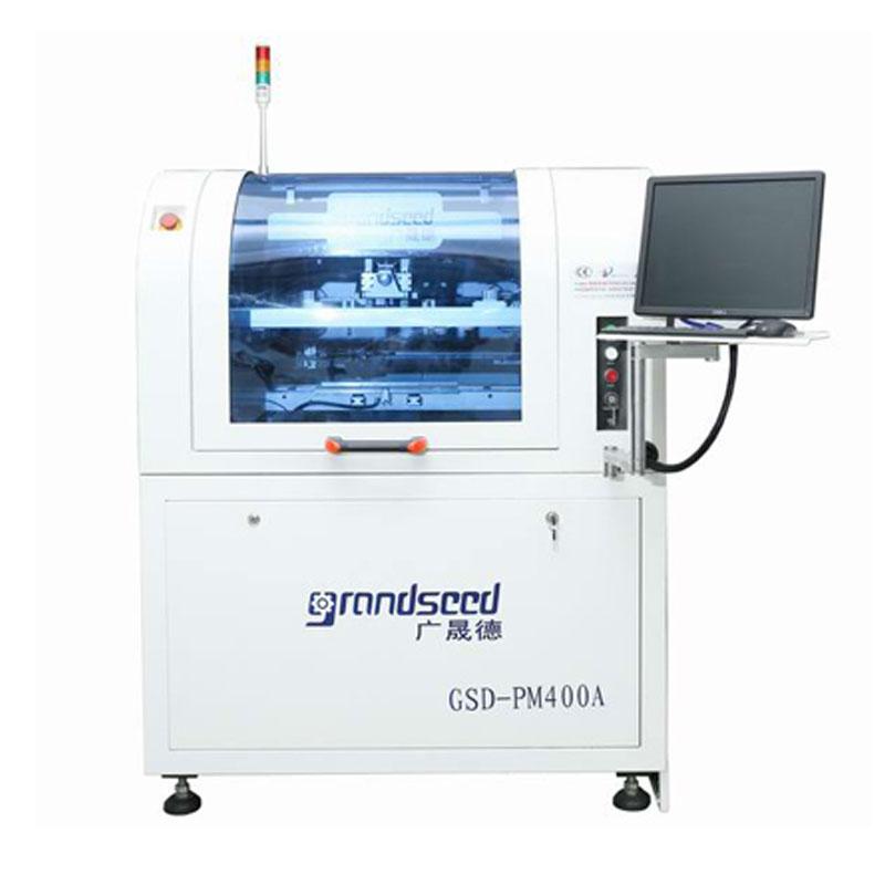 全自动锡膏印刷机主要印刷工艺参数设置方法