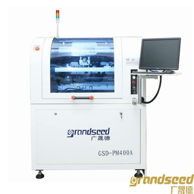 SMT全自动锡膏印刷机GSD-PM400A