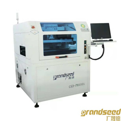 SMT高精度全自动锡膏印刷机GSD-PM401A