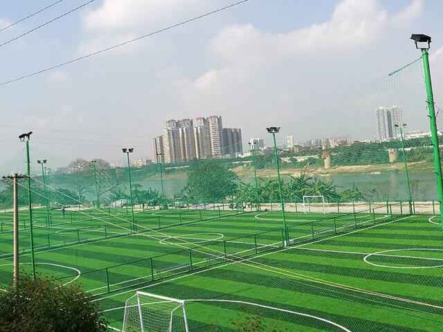 南宁市搏冠足球俱乐部人造草坪案例