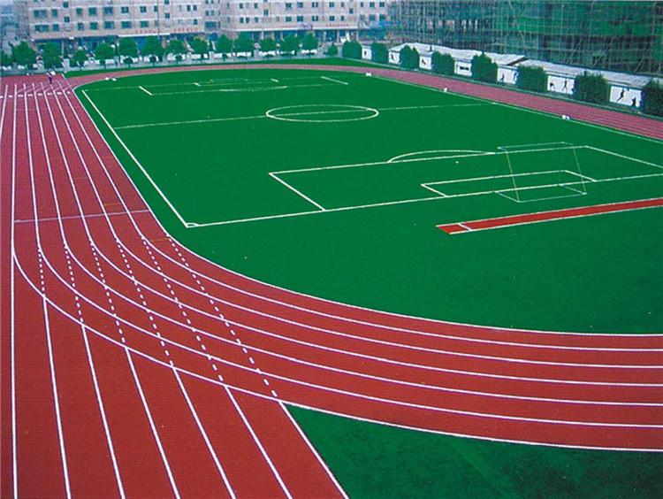 运动场塑胶跑道工程