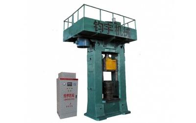 J67Z电动程控螺旋压砖机