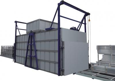 Aluminum profile process aging furnace