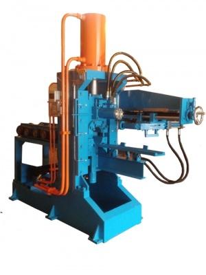 Automatic hot shearing machine  (with large machine)