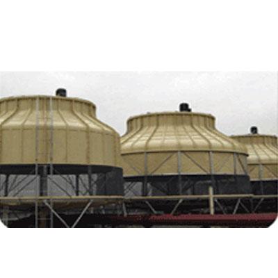 工业型钢结构逆流圆塔
