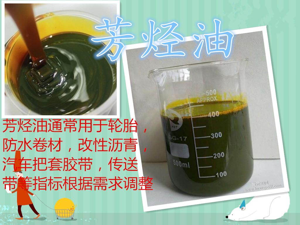 芳烴油的質量標準