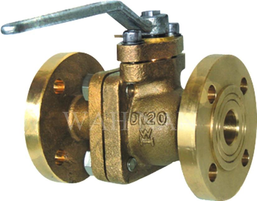 WH061 Bronze Ball Valves(DIN)