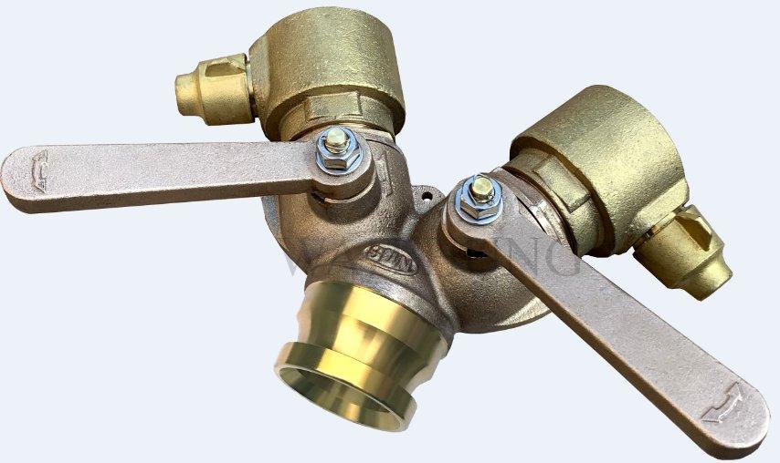 WH043-A John Morris Y-Type Water Segregator