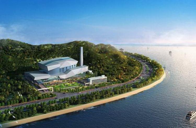 永通重机与深圳市能源环保有限公司签订世界最大 半自动灰渣抓斗起重机合同