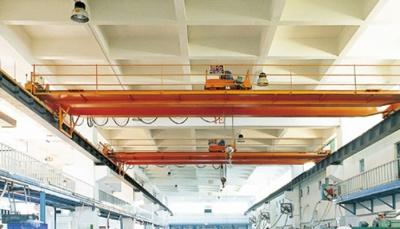 LH5t电动葫芦双梁桥式起重机