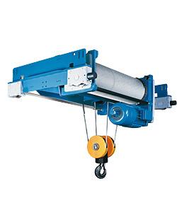 DR-PRO-20-钢丝绳葫芦-设计紧凑,性能高-起重量达50吨