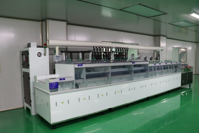 3D玻璃显影清洗机 3D Glass Developing & Cleaning Line