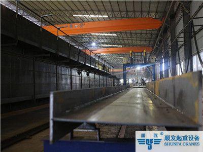 自動龍門埋弧焊接系統