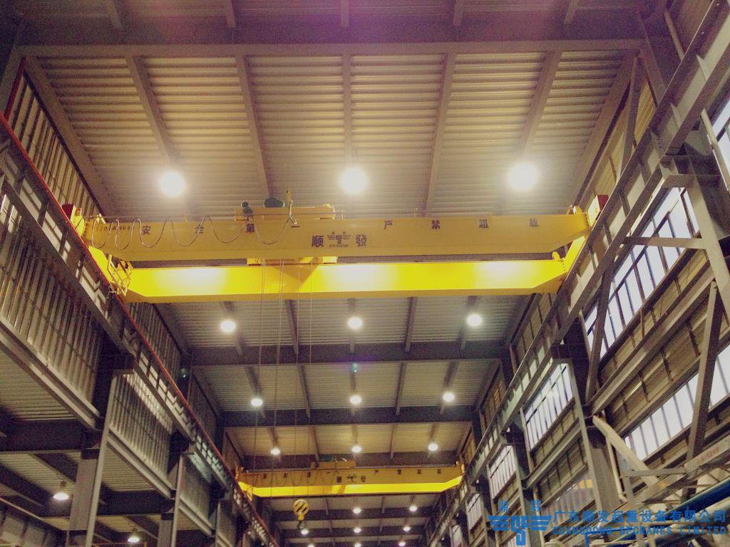 LH型雙梁橋式起重機(LH型天車、行車、行吊)