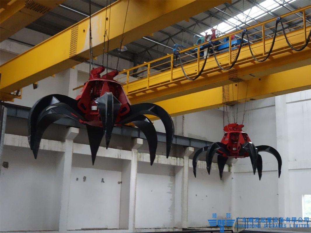 QZ型抓斗天車 - 廣東順發起重設備有限公司
