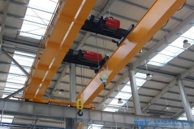 歐式系列標準化雙梁橋式起重機