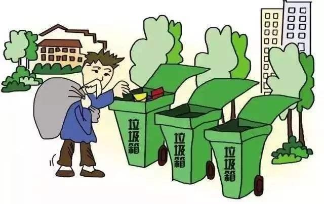 现实生活中可回收的废物包括哪些分类?