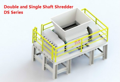 Double and Single Shaft Shredder/DS Series