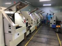 CCD-CNC machine