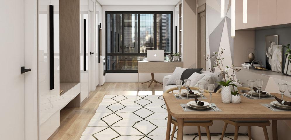 合理规划每寸空间的家,果然处处整洁干净,收纳无忧!