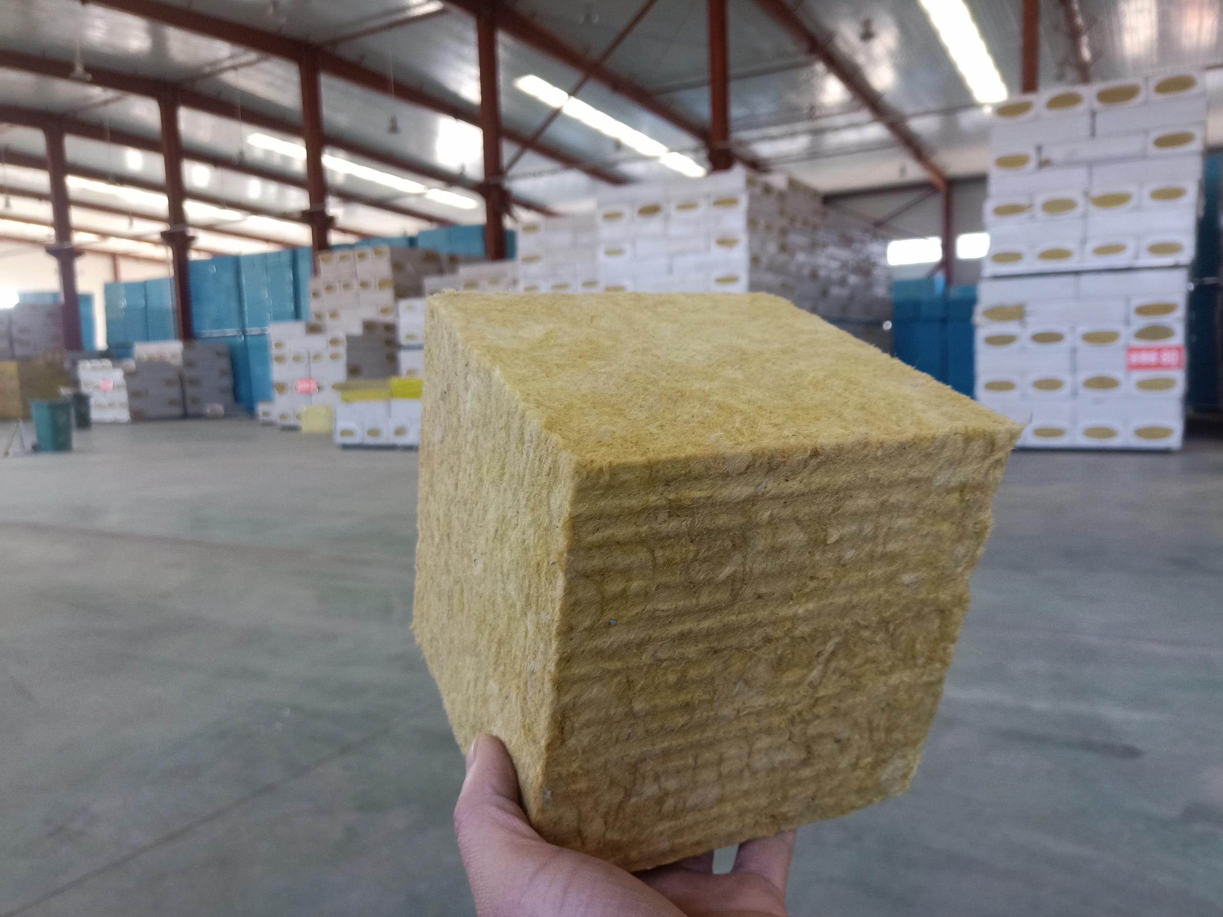 岩棉板的使用习惯范围