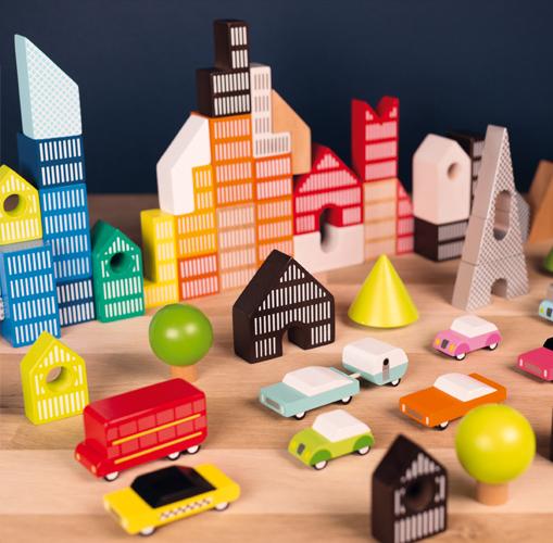 棒孩子玩具童车成了投资者很是喜爱的名目