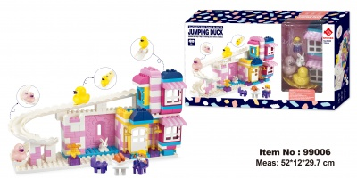 99006-Happiness Jumping Duck 202PCS