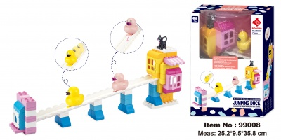99008-Happiness Jumping Duck 77PCS