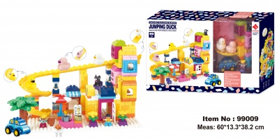 99009-Happiness Jumping Duck 236PCS