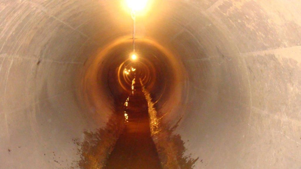 玉溪市春风水库除险加固工程1#输水隧洞