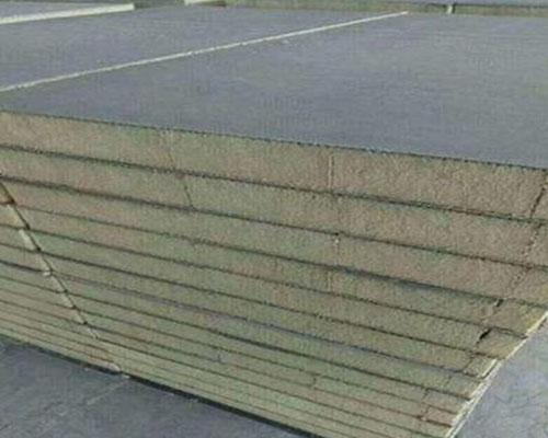 防火岩棉复合板