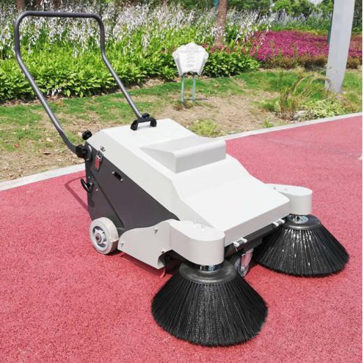 离心鼓风机用于手推式电动扫地机
