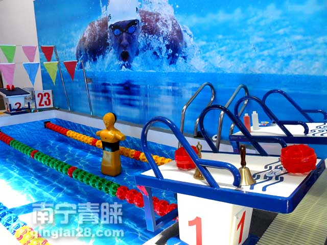 游泳池器械