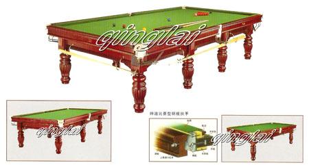 太子英式桌球台