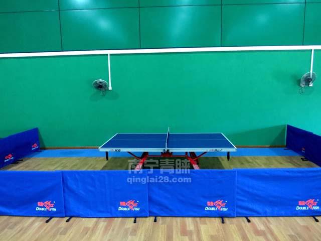 民航球馆乒乓球桌、专用挡板