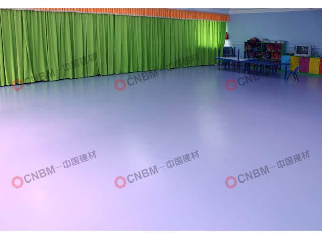 关西幼儿园PVC地板