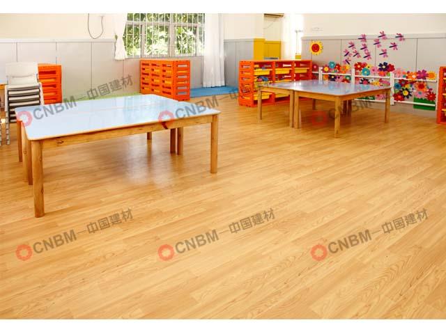 莲塘房地产幼儿园PVC地板