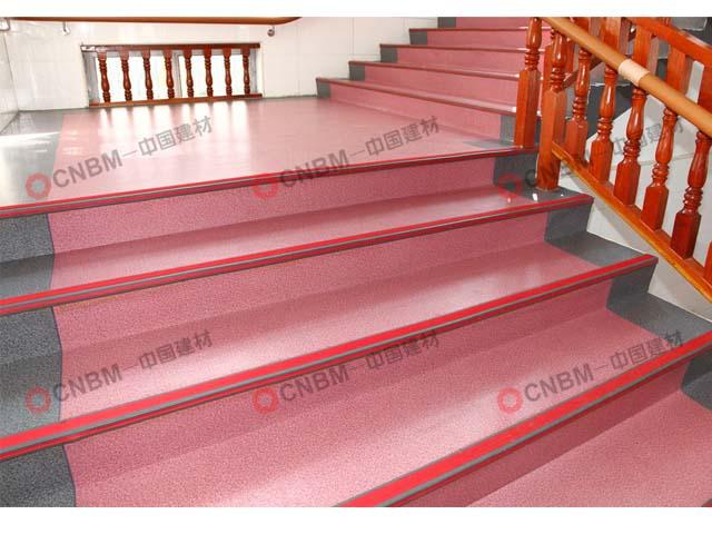 东一幼儿园PVC地板2