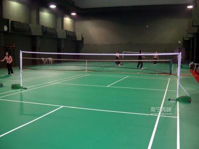 羽毛球活动中心2