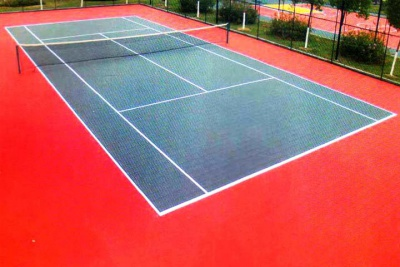 驻马店市委网球场