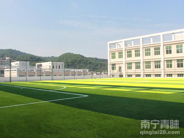 广西空军部队足球场