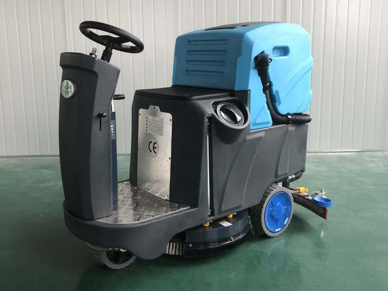 洗地机-日常养护与问题排除