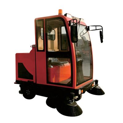 QY-1900驾驶室扫地