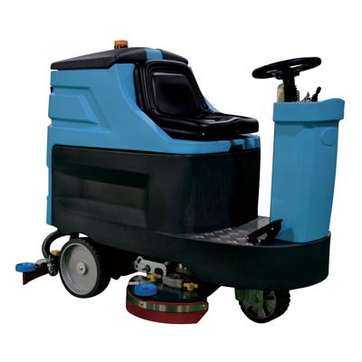 YQ-A32大型驾驶式电动洗地机