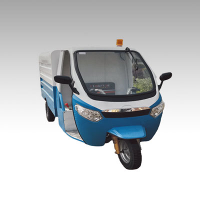 YQ-10电动高压冲洗车