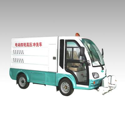 YQ-14四轮高压洗地车