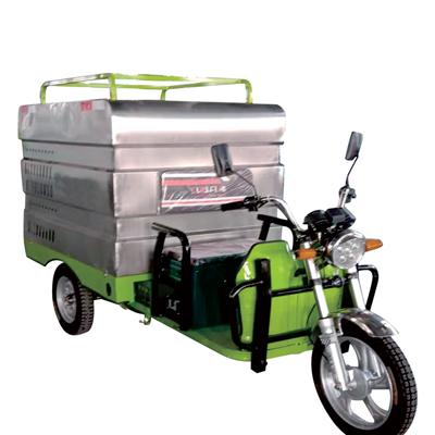 YQ3CX600-1电动高压冲洗车(可加装简易蓬/可定制纯电动清洗系统)