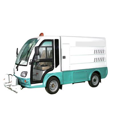 YQ4CX15000四轮高压冲洗车(可订制纯电动清洗系统/高温高压清洗系统)